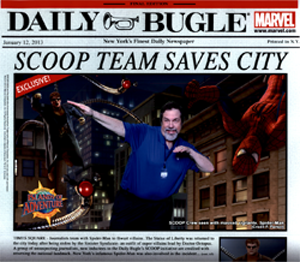 Mike Fuljenz Daily Bugle