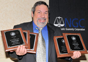 Coin Expert Mike Fuljenz of Beaumont Wins Five Journalism Awards